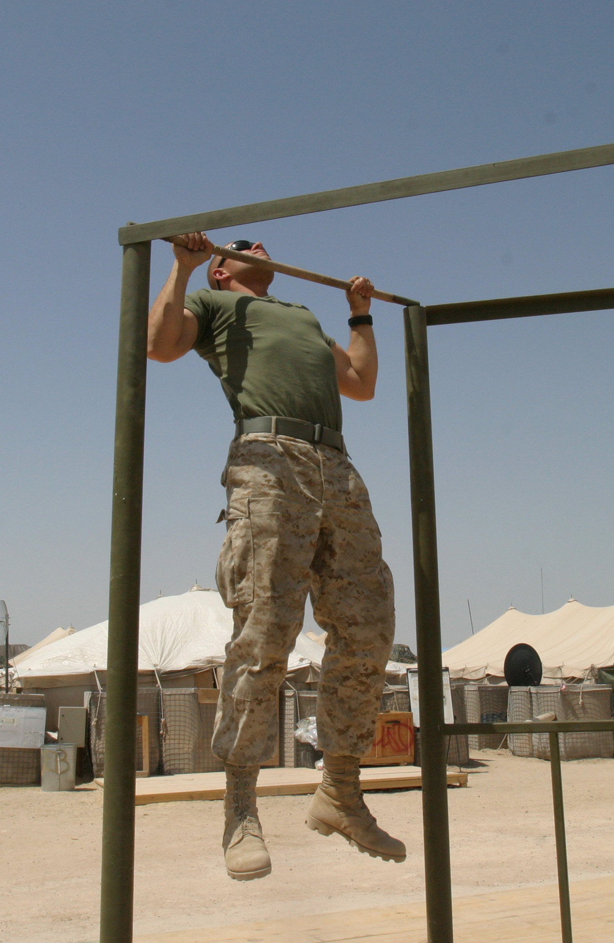 Double Pull Ups in a Week!